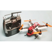 CK-250 quadcopter + AT9 Combo
